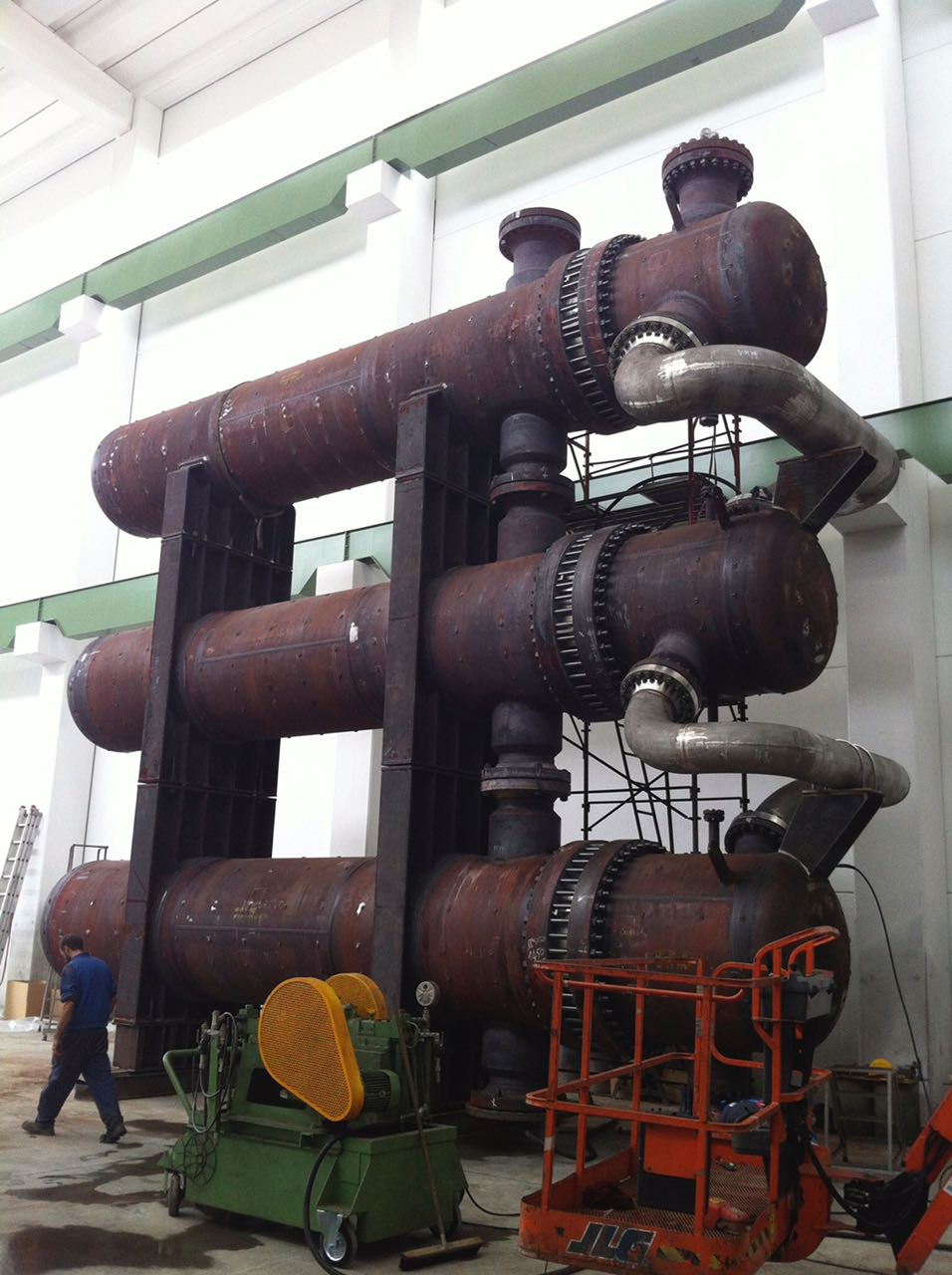 Customized Shell  U0026 Tube Heat Exchangers